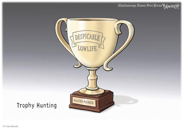 Cartoonist Clay Bennett  Clay Bennett's Editorial Cartoons 2015-07-30 illegal