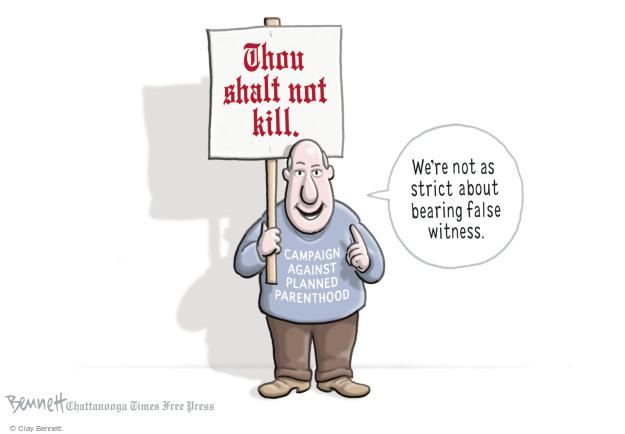 Clay Bennett  Clay Bennett's Editorial Cartoons 2015-08-05 against