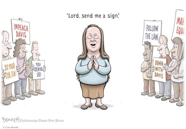 Cartoonist Clay Bennett  Clay Bennett's Editorial Cartoons 2015-09-09 impeach