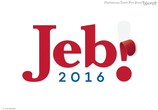 Clay Bennett  Clay Bennett's Editorial Cartoons 2015-09-17 presidential election