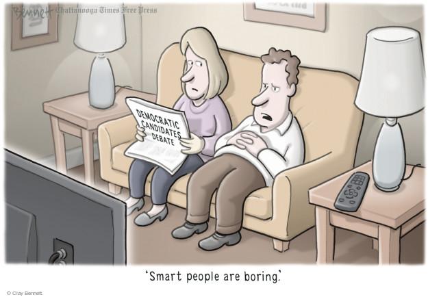 Clay Bennett  Clay Bennett's Editorial Cartoons 2015-10-14 presidential election