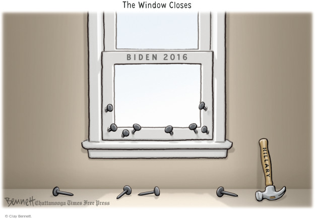 Clay Bennett  Clay Bennett's Editorial Cartoons 2015-10-22 Joe Biden