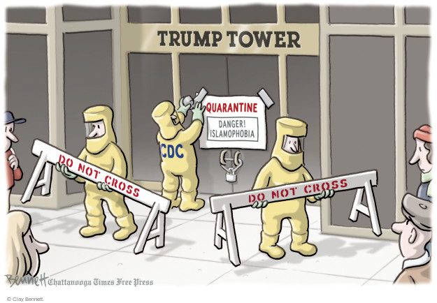 Cartoonist Clay Bennett  Clay Bennett's Editorial Cartoons 2015-12-07 primary election