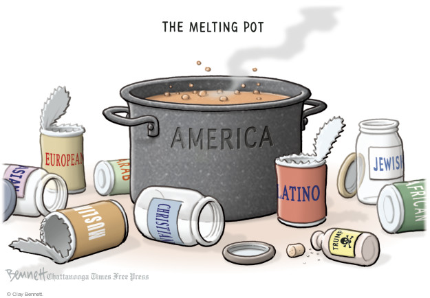 Clay Bennett  Clay Bennett's Editorial Cartoons 2015-12-14 primary election