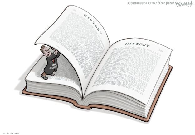 Cartoonist Clay Bennett  Clay Bennett's Editorial Cartoons 2016-01-08 homosexual