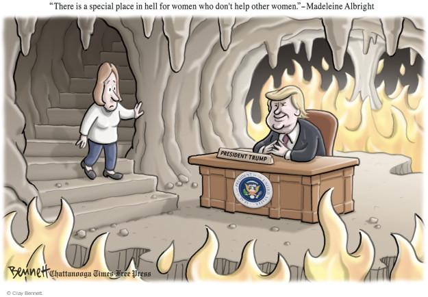 Clay Bennett  Clay Bennett's Editorial Cartoons 2016-02-11 Donald