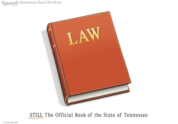 Cartoonist Clay Bennett  Clay Bennett's Editorial Cartoons 2016-04-18 separation