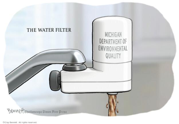 Clay Bennett  Clay Bennett's Editorial Cartoons 2016-04-21 environment