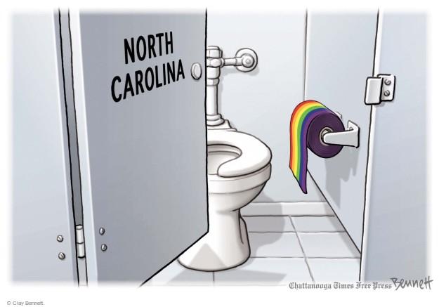 Cartoonist Clay Bennett  Clay Bennett's Editorial Cartoons 2016-05-16 paper