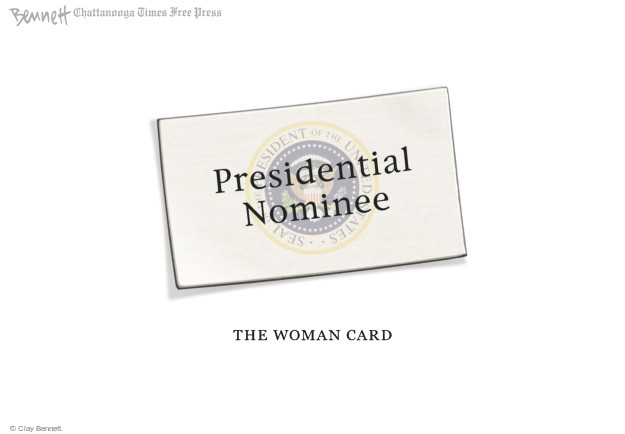 Cartoonist Clay Bennett  Clay Bennett's Editorial Cartoons 2016-06-08 state election