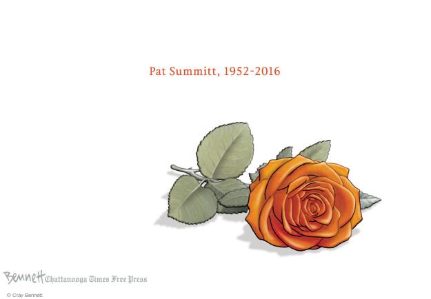 Clay Bennett  Clay Bennett's Editorial Cartoons 2016-06-29 1950s