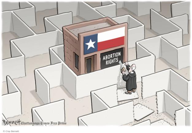 Cartoonist Clay Bennett  Clay Bennett's Editorial Cartoons 2016-07-01 supreme court justice