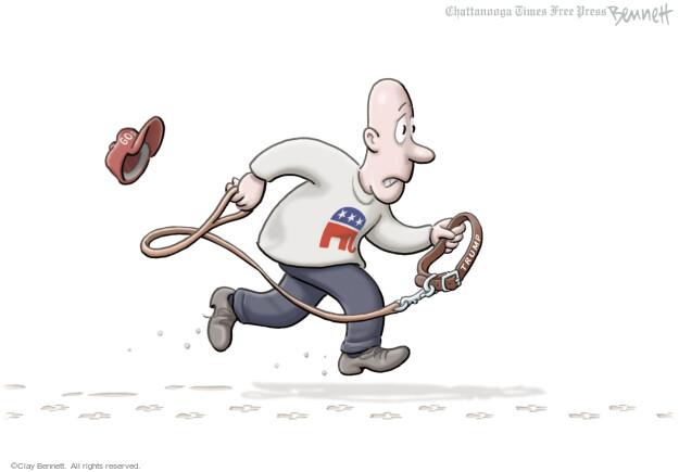 Clay Bennett  Clay Bennett's Editorial Cartoons 2016-10-06 Donald