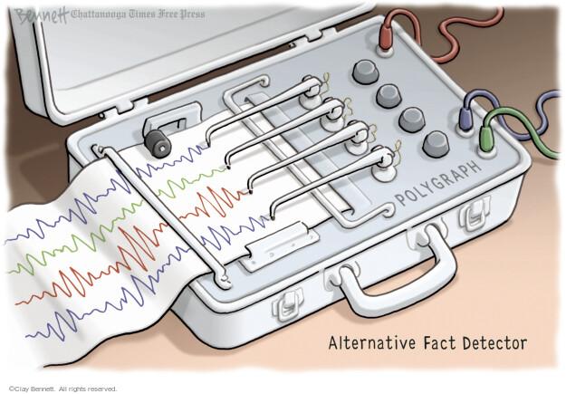 Clay Bennett  Clay Bennett's Editorial Cartoons 2017-01-24 Donald