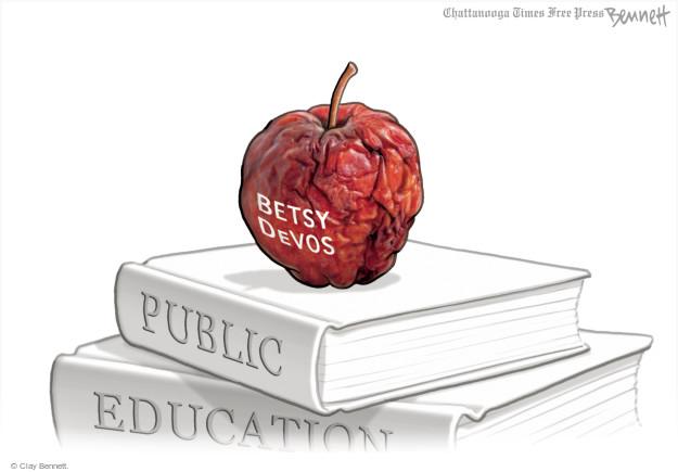 Clay Bennett  Clay Bennett's Editorial Cartoons 2017-02-03 Donald