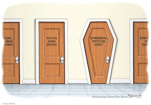 Clay Bennett  Clay Bennett's Editorial Cartoons 2017-03-20 Donald