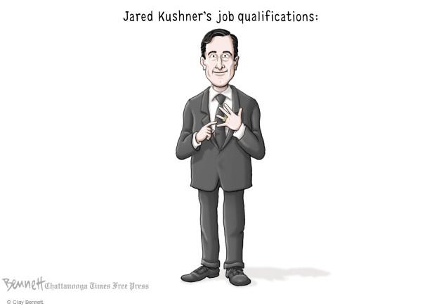 Clay Bennett  Clay Bennett's Editorial Cartoons 2017-03-29 qualification