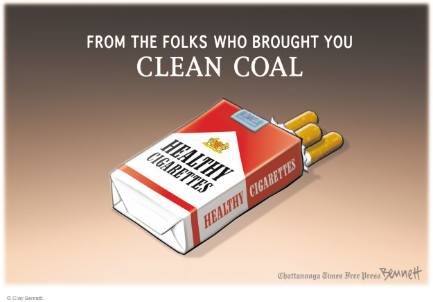 Clay Bennett  Clay Bennett's Editorial Cartoons 2017-03-30 energy