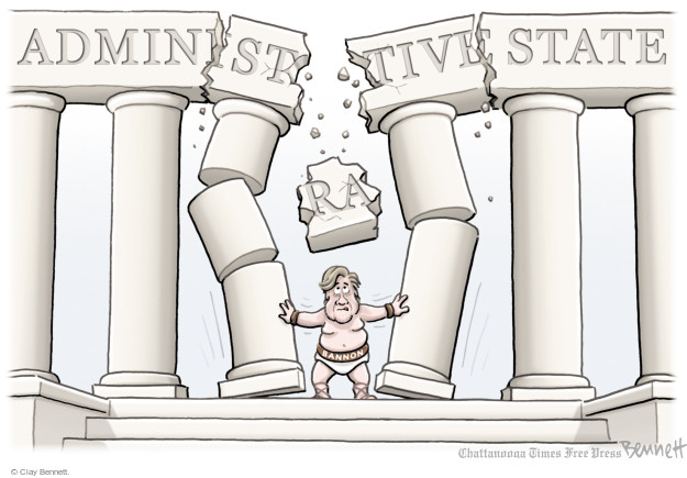 Clay Bennett  Clay Bennett's Editorial Cartoons 2017-04-13 Donald