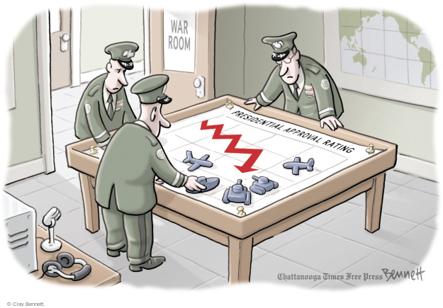Cartoonist Clay Bennett  Clay Bennett's Editorial Cartoons 2017-04-24 opinion
