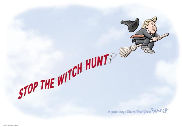 Clay Bennett  Clay Bennett's Editorial Cartoons 2017-05-19 presidential election