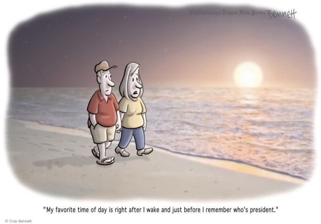Clay Bennett  Clay Bennett's Editorial Cartoons 2017-06-12 Donald