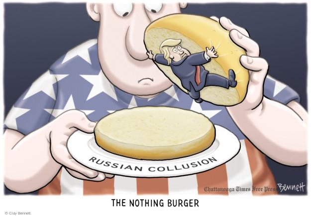 Clay Bennett  Clay Bennett's Editorial Cartoons 2017-07-12 presidential election