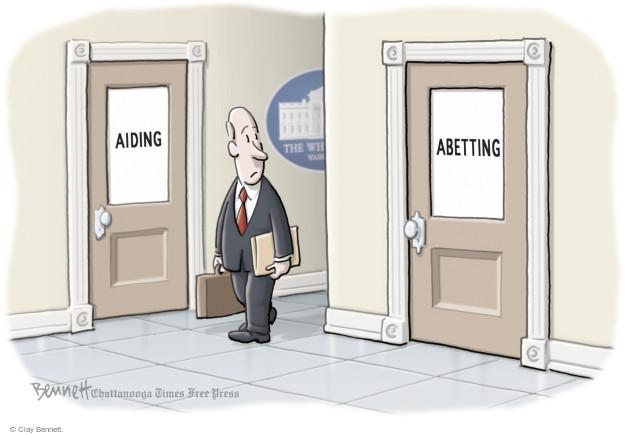 Aiding. Abetting.