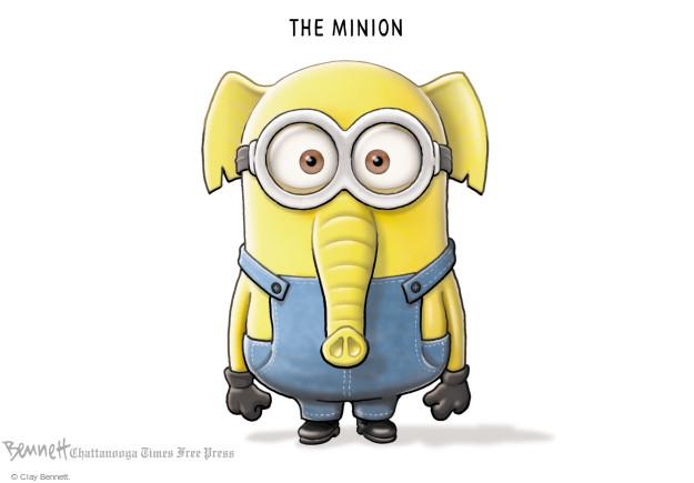 The Minion.