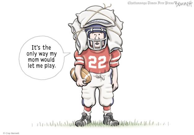 Clay Bennett  Clay Bennett's Editorial Cartoons 2017-08-04 sport