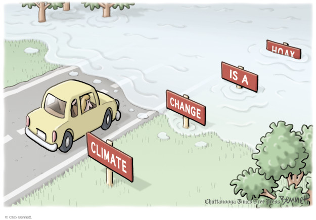 Cartoonist Clay Bennett  Clay Bennett's Editorial Cartoons 2017-09-01 Texas