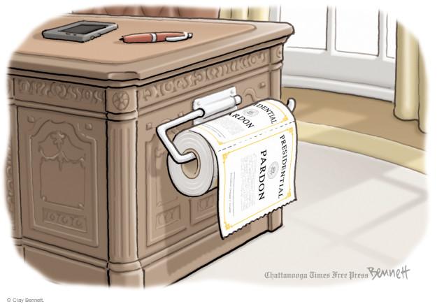 Presidential Pardon.