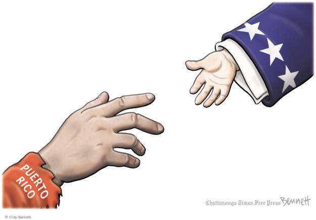 Cartoonist Clay Bennett  Clay Bennett's Editorial Cartoons 2017-10-02 tiny