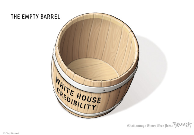 Clay Bennett  Clay Bennett's Editorial Cartoons 2017-10-24 Donald
