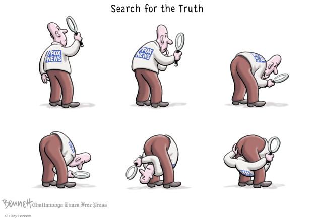 Clay Bennett  Clay Bennett's Editorial Cartoons 2017-10-31 journalism