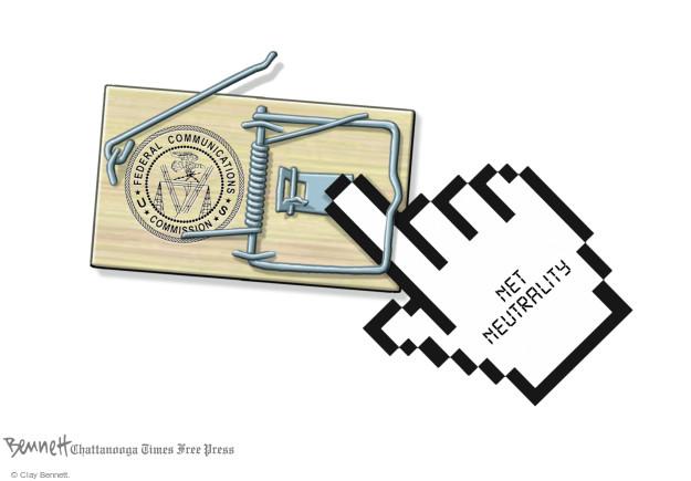 Cartoonist Clay Bennett  Clay Bennett's Editorial Cartoons 2017-12-18 editorial