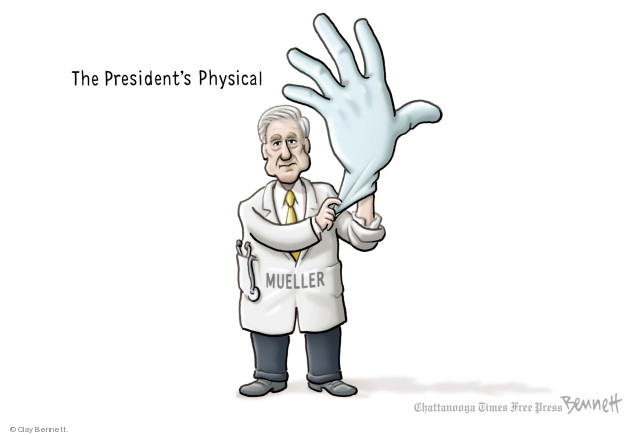 The Presidents Physical. Mueller.
