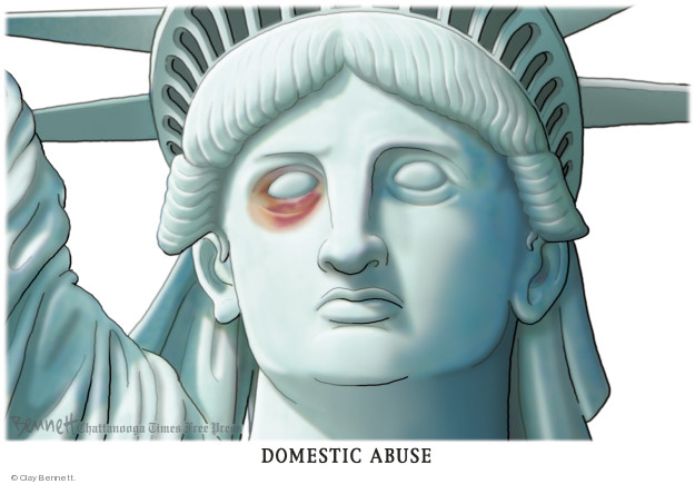 Domestic Abuse.