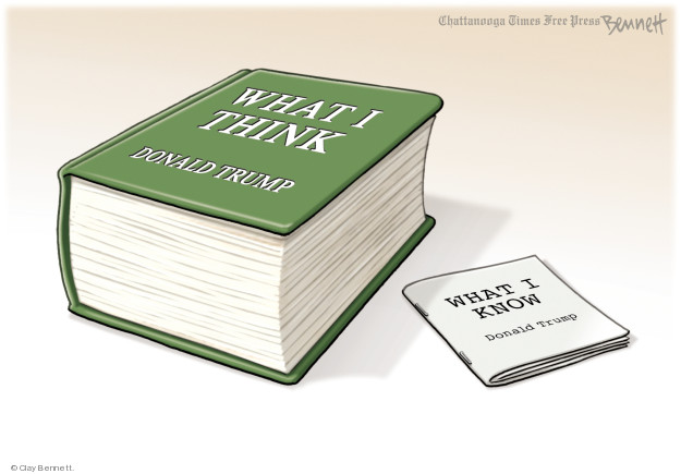 Cartoonist Clay Bennett  Clay Bennett's Editorial Cartoons 2018-03-02 opinion