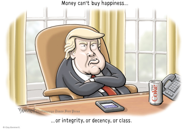 Clay Bennett  Clay Bennett's Editorial Cartoons 2018-03-07 social media politics