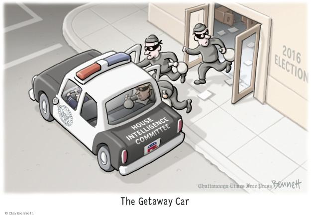 Cartoonist Clay Bennett  Clay Bennett's Editorial Cartoons 2018-03-14 intelligence