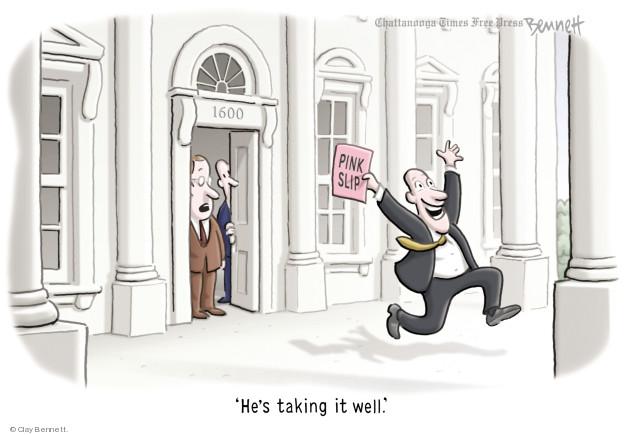 Clay Bennett  Clay Bennett's Editorial Cartoons 2018-03-19 Donald
