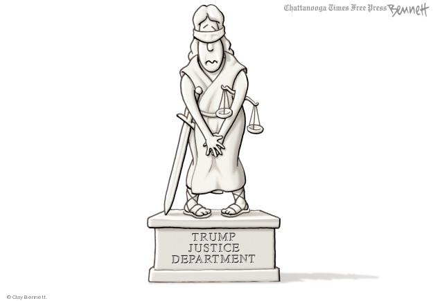 Clay Bennett  Clay Bennett's Editorial Cartoons 2018-03-20 Donald