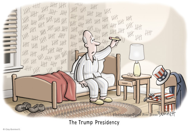 Cartoonist Clay Bennett  Clay Bennett's Editorial Cartoons 2018-04-05 editorial