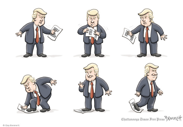Cartoonist Clay Bennett  Clay Bennett's Editorial Cartoons 2018-04-17 editorial