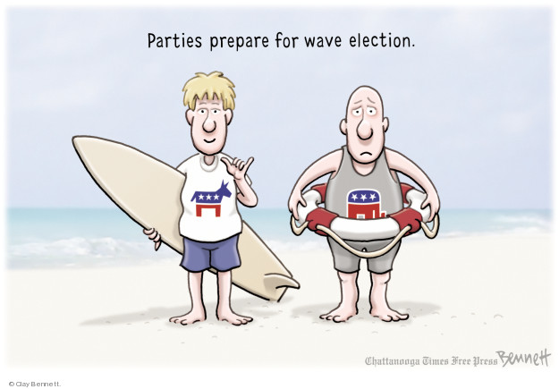 Cartoonist Clay Bennett  Clay Bennett's Editorial Cartoons 2018-05-01 editorial