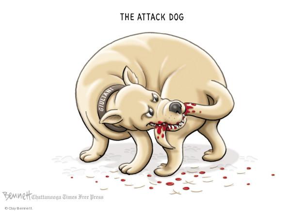 Cartoonist Clay Bennett  Clay Bennett's Editorial Cartoons 2018-05-08 Russia Investigation