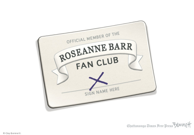 Clay Bennett  Clay Bennett's Editorial Cartoons 2018-05-30 program