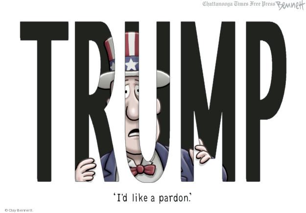 Clay Bennett  Clay Bennett's Editorial Cartoons 2018-06-06 Donald