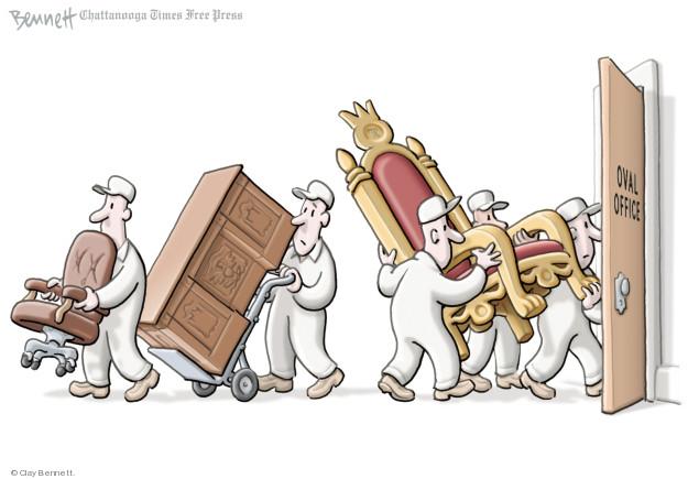 Cartoonist Clay Bennett  Clay Bennett's Editorial Cartoons 2018-06-07 editorial